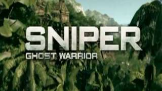 Sniper: Ghost Warrior - bullet time shots !!!