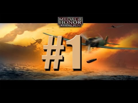 Let's Play Medal of Honor: Rising Sun - Episode 1: Day of Infamy