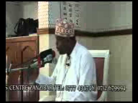 1 Wasia Wa Luqmaan Kwa Mwanawe 1 Othman Maalim video