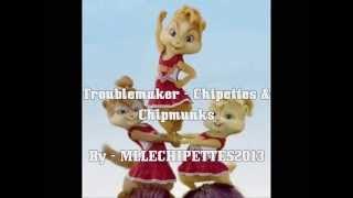 Troublemaker - Chipmunks