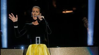 Celine Dion - Aretha Franklin Tribute (COMPLETE HD)
