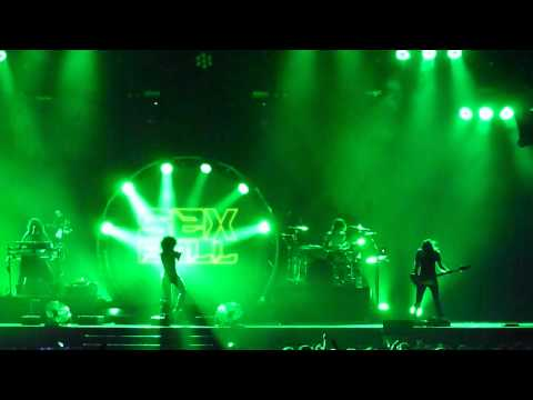 Shaka Ponk, sex Ball, Francofolies 2012 Live [hd] video