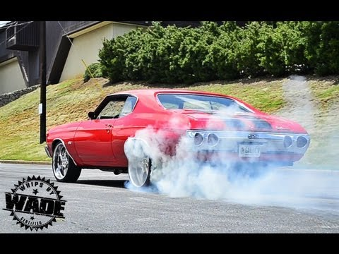 Angry Yankee Racing: 572 BBC Chevelle Shows Out !