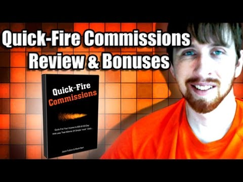 Quick Fire Commissions Review
