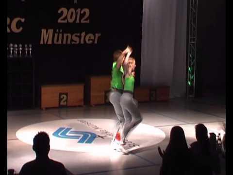 Christina Breustedt & Oliver Derksen - Kiepen Cup 2012