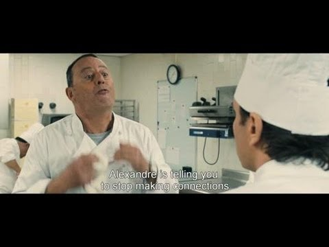 Le Chef Trailer (2012)