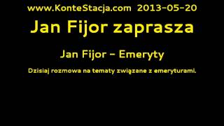 Jan Fijor zaprasza : Jan Fijor - Emeryty
