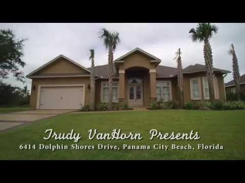 Luxury Home In Private Area - Panama City Beach, Florida Real Estate For Sale