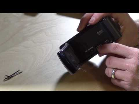 Sony HDR-PJ200 High Definition Handycam Review