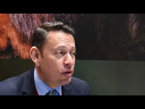 WTM 2016: Patricio Gaybor, general director, Quito Tourism