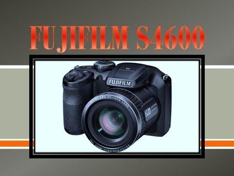 New Camera - FUJIFILM FINEPIX S4600