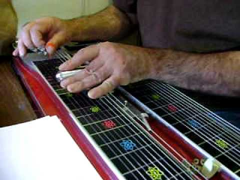 Woman Of The World ( Intro&Break) for Pedal Steel Guitar