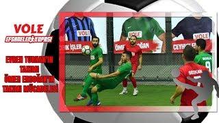 Vole Efsaneler Kupası | Evren Turhan'ın takımı Ömer Erdoğan'ın takımı mücadelesi!