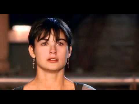 Ghost - Patrick Swayze & Demi Moore Final Scene 1990 ...  Demi Moore 1990s