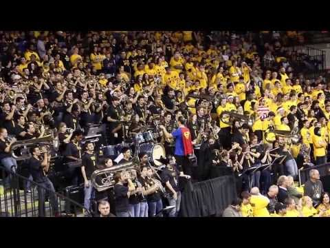 VCU Pep Band - Wrecking Ball (Better version)