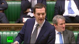 'Corbyn got Varoufakis & Mason as Mao is dead & Mickey Mouse busy' – Osborne