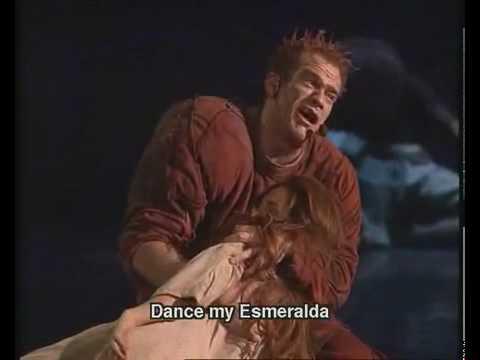 Ⅾanse mon Esmeralda