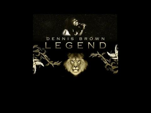 Dennis Brown - Legend  (Full Album)
