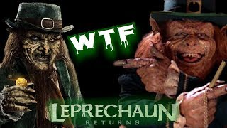Leprechaun Returns Trailer.. WTF