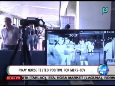 NewsLife: Pinay nurse tested positive for MERS-Cov || Feb. 11, 2015