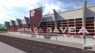 Projeto de Estádio Acústico para o Flamengo