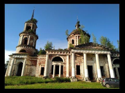 Храмы Солнца Ярославских земель. Зарисовки 1