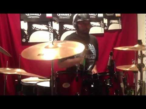 Rage Against The Machine -No Shelter (Live Album Version) Drum Cover By John O