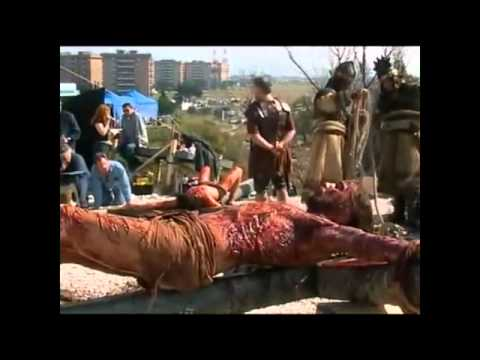 Jesus Movie Scenes 0f Mel Gibson PART 3