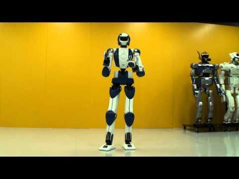 """HRP-4"" Humanoid Platform for Robotics"