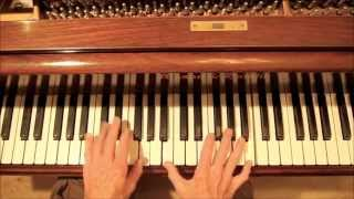 """Love Me Tender"", The Art of Reharmonization, 8 min. piano tutorial"