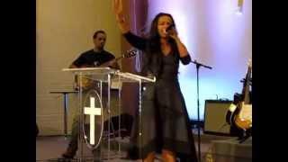 Lily Tilahun - Amelkhalehu Betam - Live Worship New 2015