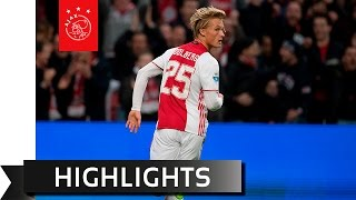 Highlights Ajax - NEC