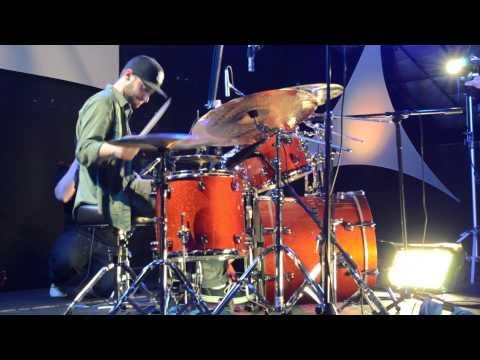 Jeremy Davis - Thrift Shop By Macklemore & Ryan Lewis - Drum Cover video