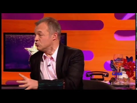 Mila Kunis on The Graham Norton Show (1st March 2013)
