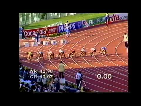 1987 World - Rome 100m Women round 2 Heat 2 For further videos, a modern history of track & field, sort, filter and search options see the website http://www...