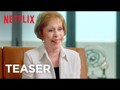 A Little Help with Carol Burnett: The Interview | Series Announcement | Netflix