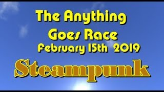 Anything Goes Race 2019  2 15 Steampunk