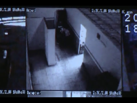 Cosas extrañas captadas por cámaras de seguridad...