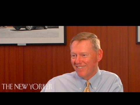 James Surowiecki talks with Alan Mulally, the C.E.O. of Ford - Conversations - The New Yorker