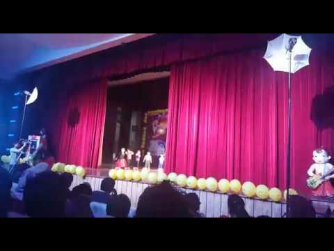 Arnav's dance