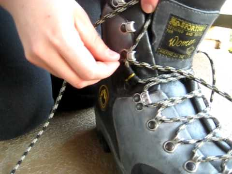 Military Boots For Hiking Hiking Boots Lacing Technique