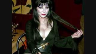 Cassandra Peterson - Haunted House
