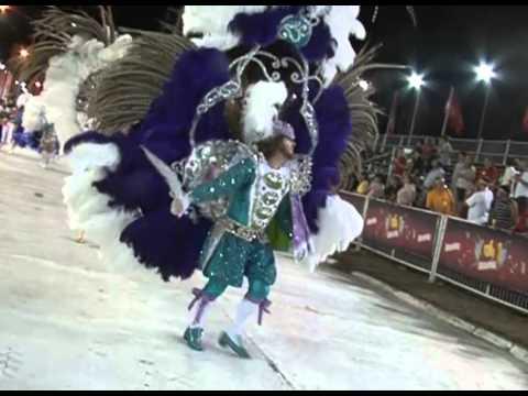 Carnavales 2012 en Corrientes - Segundo Bloque del Programa. #carnavales2012