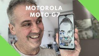 Motorola Moto G7 - recenzja