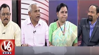 Special Debate On Uttam Announcement Over Early Elections - Good Morning Telangana  - netivaarthalu.com