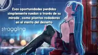 【初音ミク - Hatsune Miku Append】Straggling (Sub español)