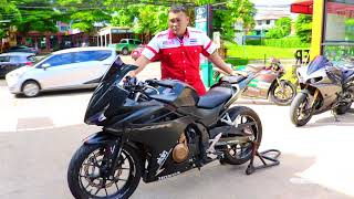For sale Honda Cbr 500 2016 By Mega Moto Thailand