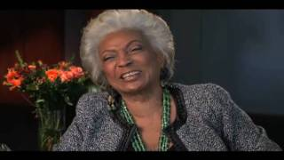 Nichelle Nichols on how Star Trek's
