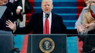 Watch the full speech from 45th US President Donald Trump