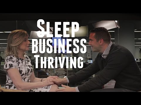Arianna Huffington on Sleep, Business, and Thriving with Lewis Howes